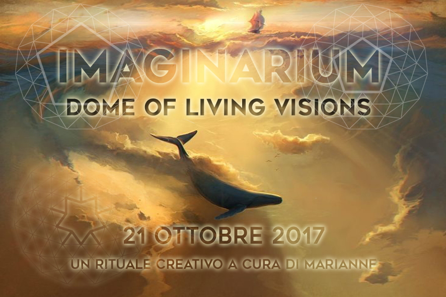 Imaginarium: workshop 21 ottobre Roma